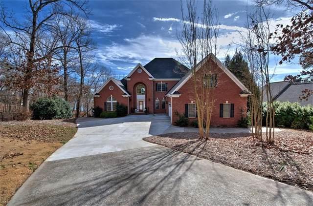 121 Winding River Drive, Anderson, SC 29625 (MLS #20224662) :: Les Walden Real Estate