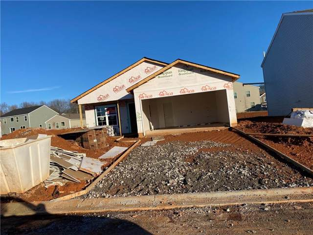 424 Reflections Drive, Anderson, SC 29625 (MLS #20224708) :: The Powell Group