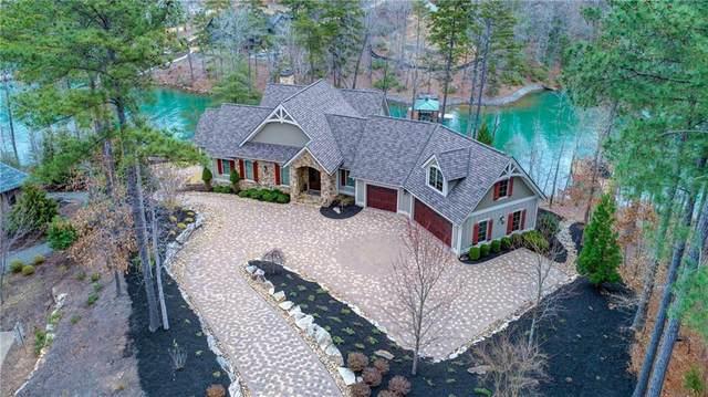 115 Mossy Way, Six Mile, SC 29682 (MLS #20224853) :: Les Walden Real Estate