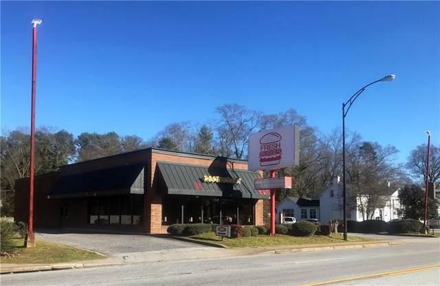 2102 N Main Street, Anderson, SC 29621 (MLS #20224882) :: Tri-County Properties at KW Lake Region