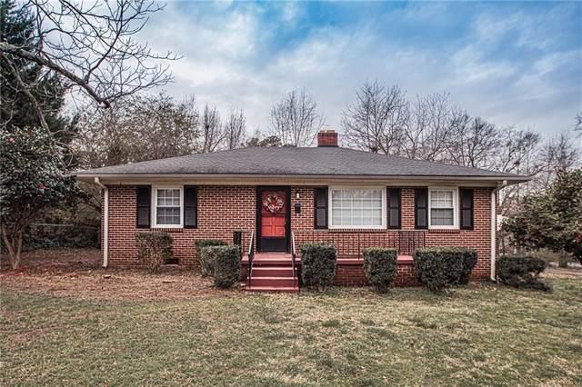 420 Woodcrest Drive, Anderson, SC 29625 (MLS #20224935) :: Les Walden Real Estate