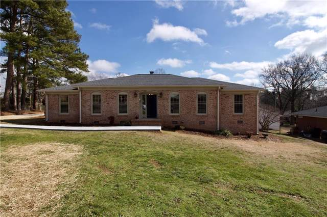 2406 Villa Court, Anderson, SC 29621 (#20225052) :: Connie Rice and Partners
