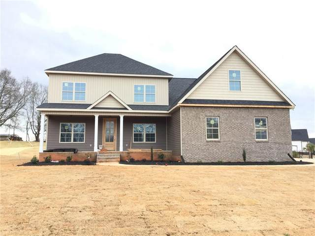 136 Saddle Brook Drive, Anderson, SC 29625 (#20225095) :: Connie Rice and Partners