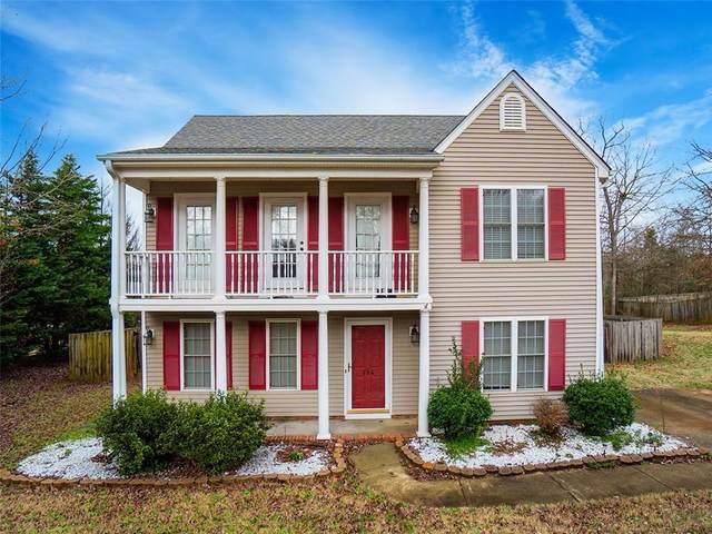 114 Blueberry Lane, Pendleton, SC 29670 (MLS #20225299) :: Les Walden Real Estate