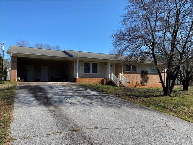 113 Cherokee Drive, Walhalla, SC 29691 (MLS #20225643) :: Tri-County Properties at KW Lake Region