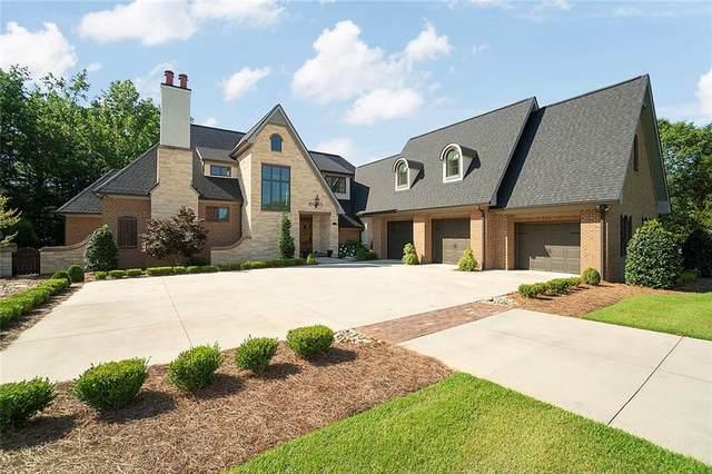 100 Devonshire Court, Clemson, SC 29631 (MLS #20225667) :: Les Walden Real Estate