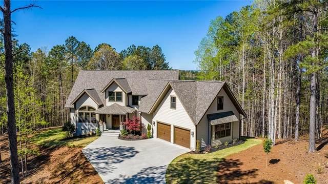105 Scenic Crest Way, Six Mile, SC 29682 (MLS #20225669) :: Les Walden Real Estate