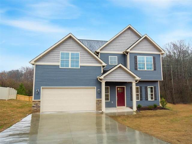 5 Cringle Lane, Anderson, SC 29625 (#20225682) :: Connie Rice and Partners