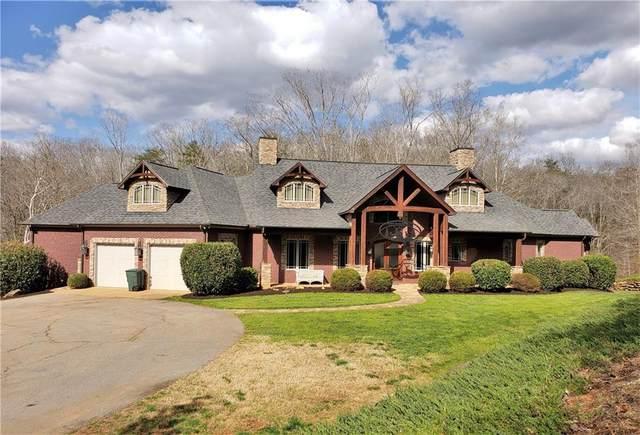 751 Holland Ford Road, Pelzer, SC 29669 (MLS #20225786) :: Tri-County Properties at KW Lake Region