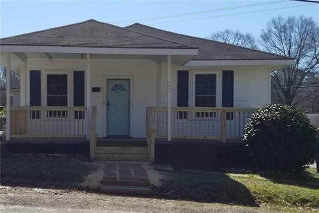33 Cox Street, Belton, SC 29627 (MLS #20225801) :: The Powell Group