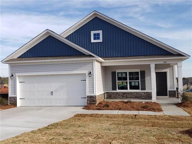 302 Letter Lane, Pendleton, SC 29670 (MLS #20225937) :: Les Walden Real Estate