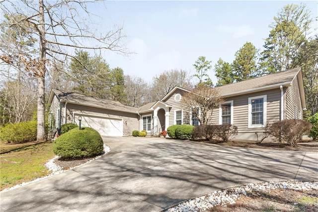 3607 Rocky Creek Drive, Seneca, SC 29678 (MLS #20226056) :: Les Walden Real Estate