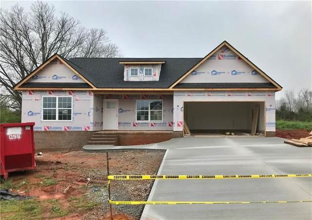 1079 Stoneham Circle, Anderson, SC 29626 (MLS #20226073) :: Tri-County Properties at KW Lake Region