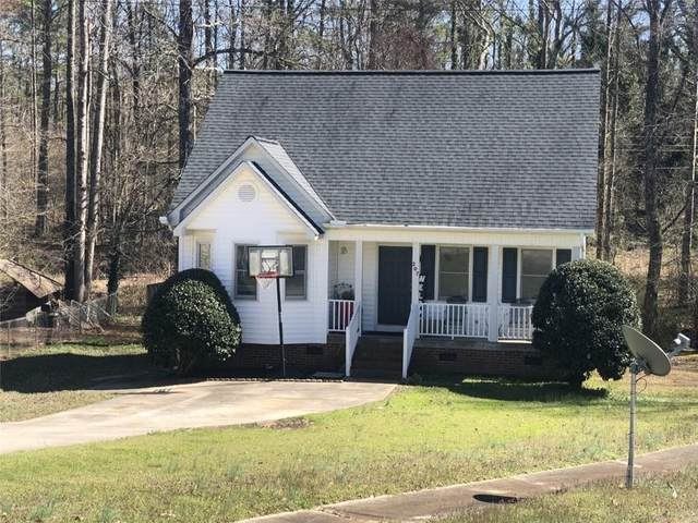 207 Branchwood Drive, Liberty, SC 29657 (MLS #20226172) :: The Powell Group