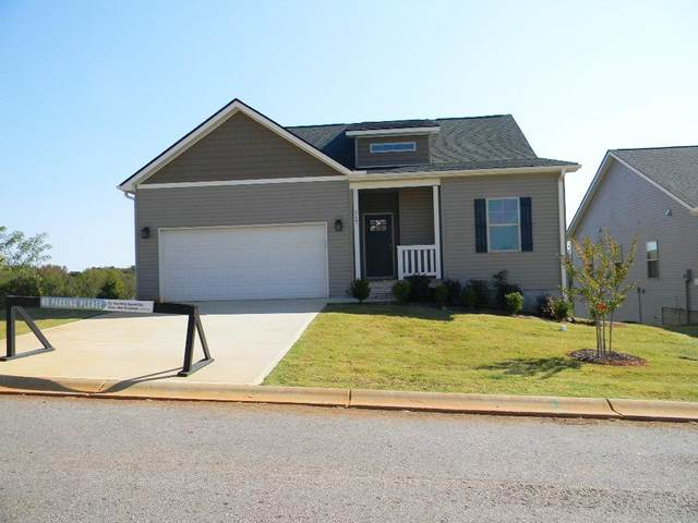 117 Homeplace Drive, Pendleton, SC 29670 (MLS #20226221) :: Les Walden Real Estate