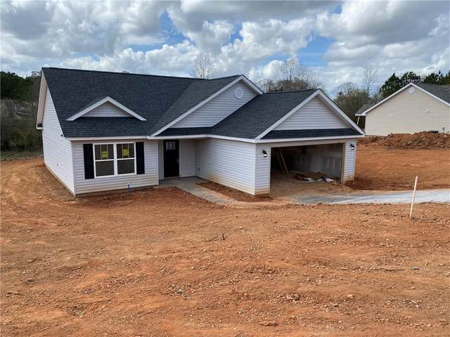 140 Miller Road, Belton, SC 29627 (MLS #20226274) :: The Powell Group