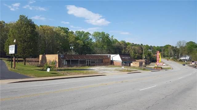 605 E North 1st Street, Seneca, SC 29678 (MLS #20226287) :: Tri-County Properties at KW Lake Region