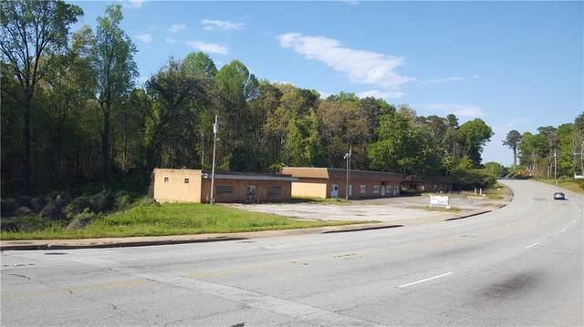 623, 625, 627 E North 1st Street, Seneca, SC 29678 (MLS #20226289) :: Tri-County Properties at KW Lake Region