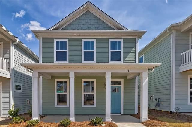 123 Fuller Estate Drive, Clemson, SC 29631 (MLS #20226349) :: The Powell Group