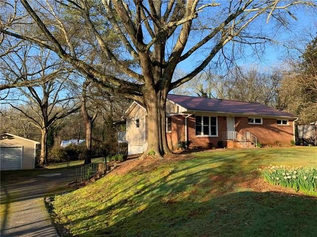 223 Holly Avenue, Clemson, SC 29631 (MLS #20226406) :: Les Walden Real Estate
