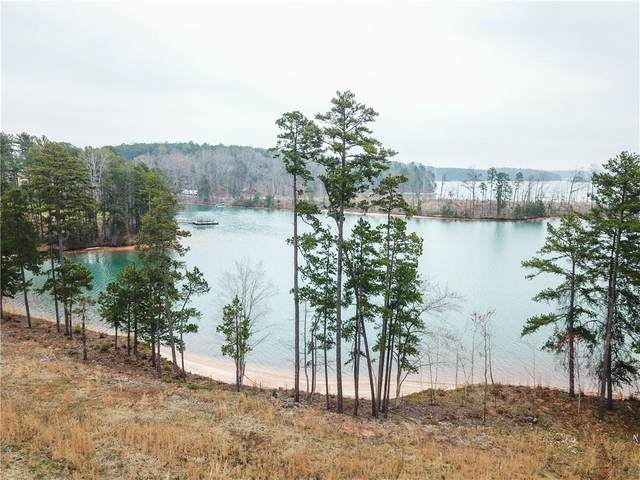 20 Necker Pointe, Lot 20 Lane, Seneca, SC 29672 (#20226422) :: J. Michael Manley Team