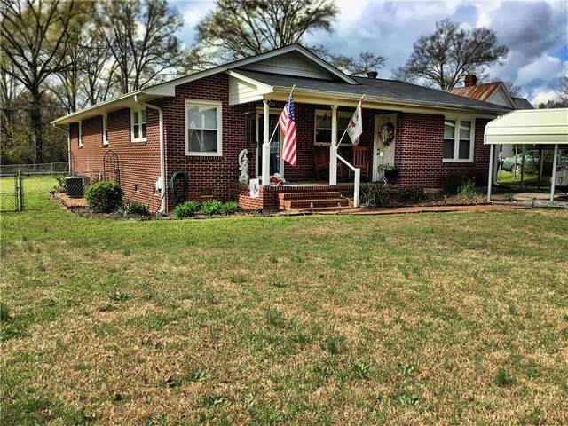 206 Project Road, Iva, SC 29655 (MLS #20226463) :: The Powell Group
