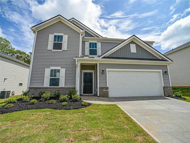 128 Walking Stick Way, Pelzer, SC 29669 (MLS #20226533) :: Les Walden Real Estate