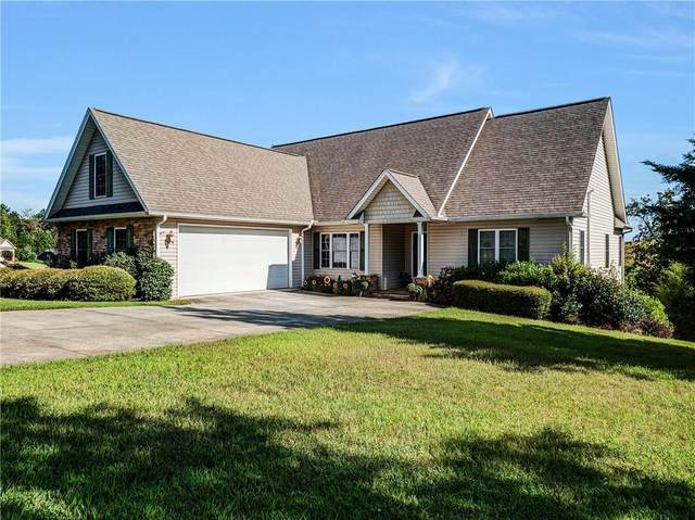 112 Shadowood Court, Seneca, SC 29678 (MLS #20226808) :: Les Walden Real Estate