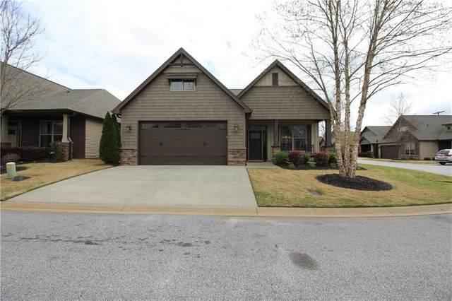 216 Ashler Drive, Greer, SC 29650 (MLS #20226819) :: Les Walden Real Estate