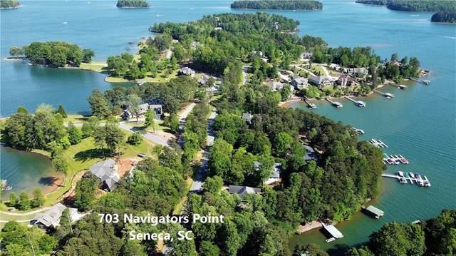 703 Navigators Point, Seneca, SC 29672 (MLS #20226921) :: Prime Realty