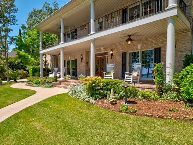 316 Oakleaf Court, Seneca, SC 29672 (MLS #20227806) :: Les Walden Real Estate