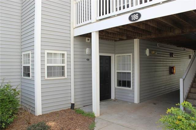 186 D University Village Drive, Central, SC 29630 (MLS #20227830) :: Les Walden Real Estate