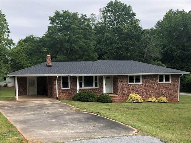 201 Pine Forest Drive, Belton, SC 29627 (MLS #20227833) :: The Powell Group