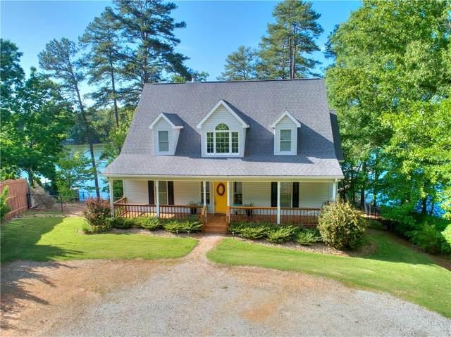 276 River Point Road, Martin, GA 30557 (MLS #20227921) :: Les Walden Real Estate