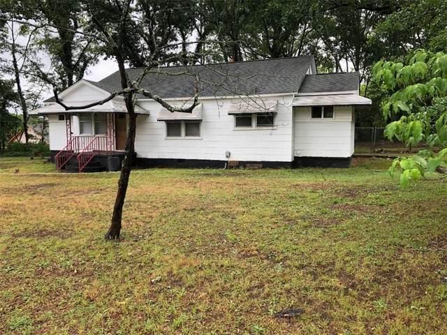 110 Antreville Highway, Iva, SC 29655 (MLS #20227930) :: Les Walden Real Estate