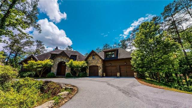 1865 Cleo Chapman Highway, Sunset, SC 29685 (MLS #20227935) :: The Powell Group