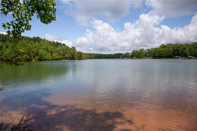 Lot 5 Spring Hollow Bark Shed Trail, Seneca, SC 29672 (MLS #20227939) :: Tri-County Properties at KW Lake Region