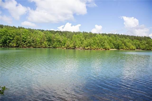 Lot 10 Spring Hollow Bark Shed Trail, Seneca, SC 29672 (MLS #20227945) :: Les Walden Real Estate