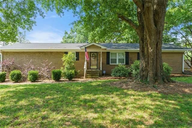 2904 Beechwood Parkway, Anderson, SC 29621 (MLS #20228164) :: Les Walden Real Estate