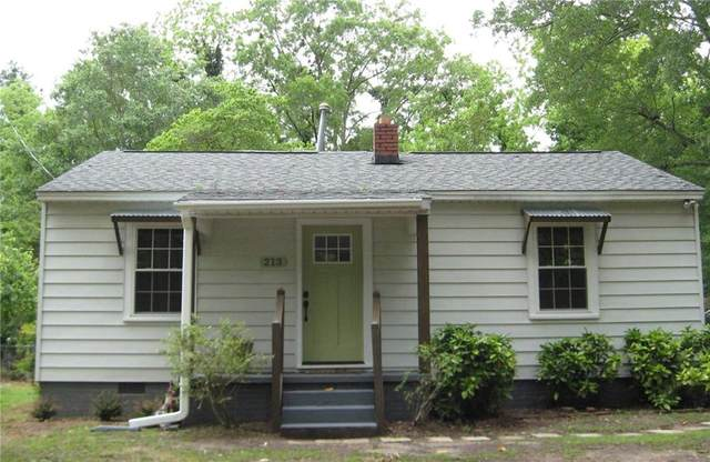 213 Woodland Drive, Belton, SC 29627 (MLS #20228168) :: The Powell Group