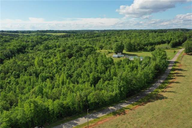 615 Generostee Church Road, Starr, SC 29684 (MLS #20228371) :: The Powell Group