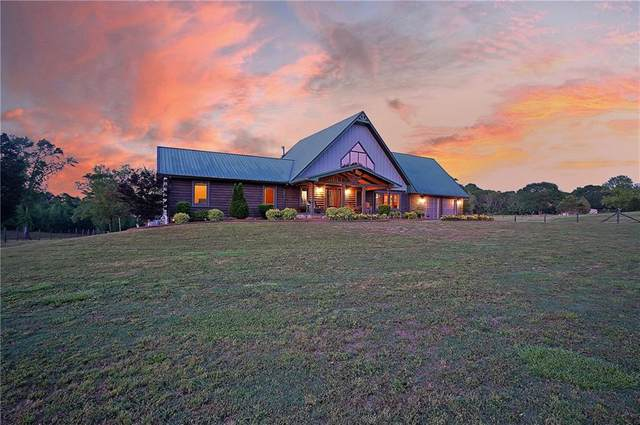 169 Berry Road, Pelzer, SC 29669 (MLS #20228419) :: The Powell Group