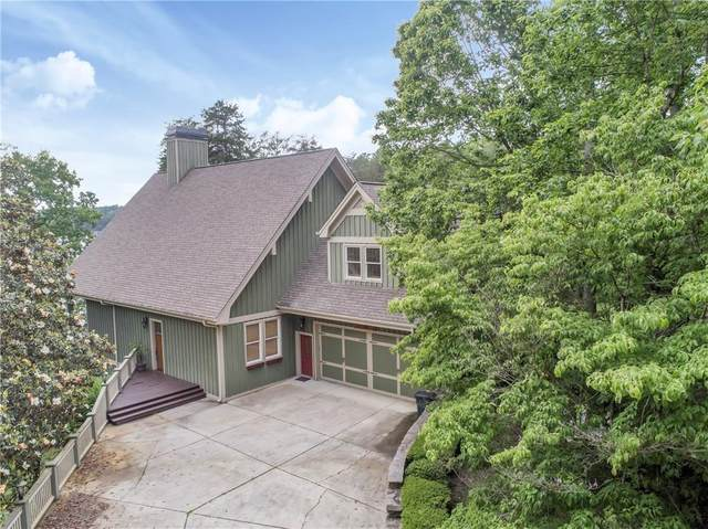 141 Rivershores Road, Westminster, SC 29693 (MLS #20228433) :: The Powell Group