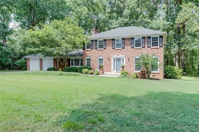 134 Travelier Trail, Piedmont, SC 29673 (MLS #20228620) :: Les Walden Real Estate