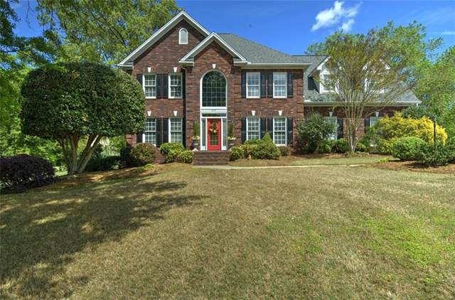 624 Driftwood Drive, Greer, SC 29651 (MLS #20228898) :: The Powell Group