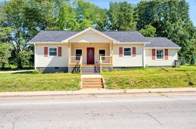 510 Fleetwood Drive, Easley, SC 29640 (MLS #20228954) :: Les Walden Real Estate