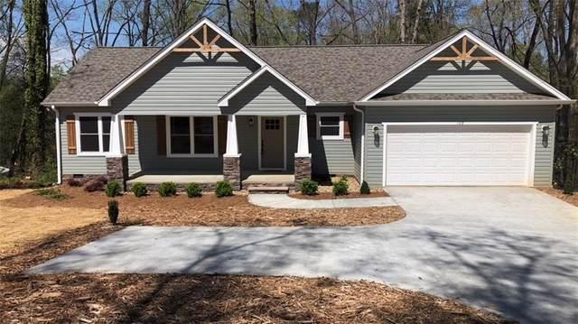 102 Parkview Drive, Walhalla, SC 29691 (MLS #20229166) :: Les Walden Real Estate