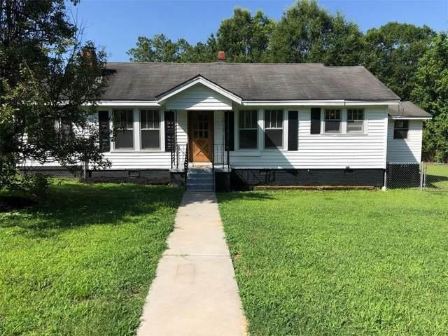 401 W Church Street, Iva, SC 29655 (MLS #20229670) :: Tri-County Properties at KW Lake Region
