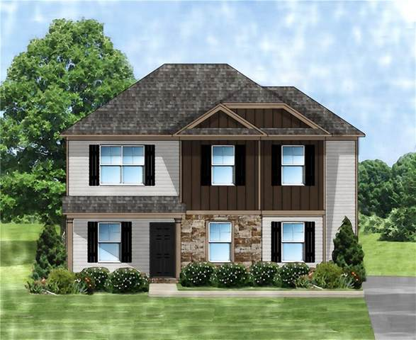 1055 Fairfield Drive, Seneca, SC 29678 (#20229849) :: J. Michael Manley Team