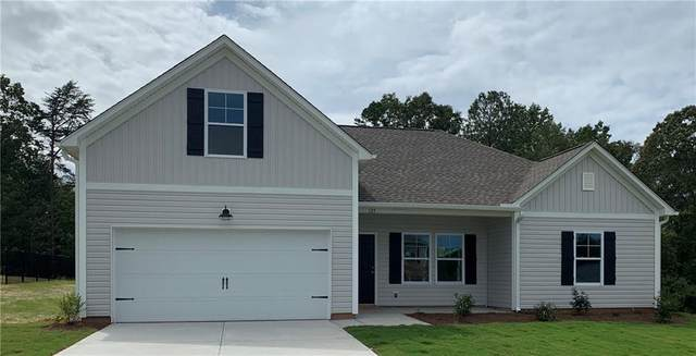 127 Sunny Point Loop, Central, SC 29630 (MLS #20230088) :: Prime Realty